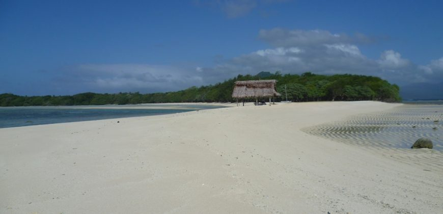 THE PAKEA PRIVATE ISLAND