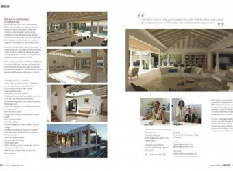 The Villas of 350 M2 to 800 M2 for sale on VEFA