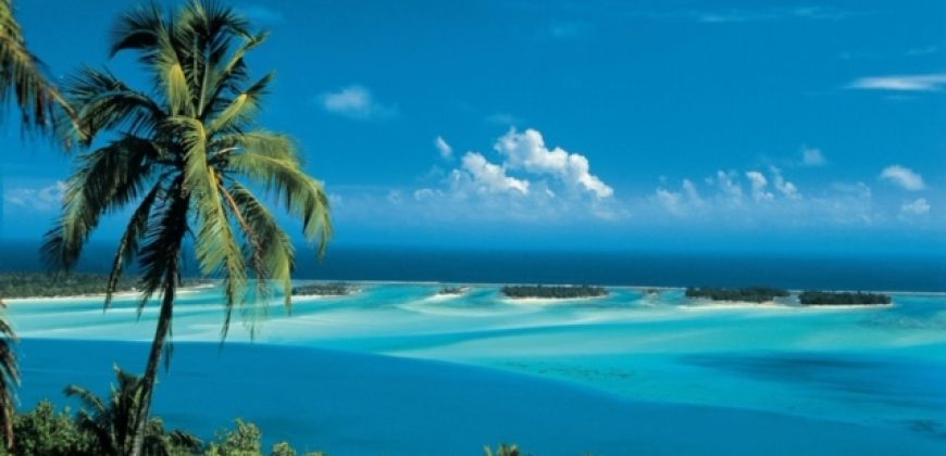 Private Tiny Island for sale In Bora Bora , exclusif , Limited Company