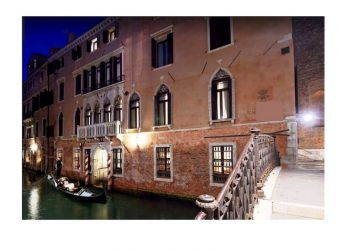 The Castello Al Reali was in 1500 the Palazzo GUSSONI in Venezia by the Canal