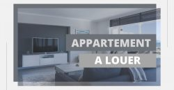 A louer bel appartement F3 bis neuf, Papeete
